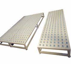 roller ball table top roller ball table horizontal white universal wheel table conveyor