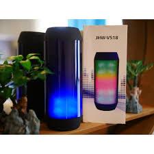 led light bluetooth speaker v518 led light bluetooth speaker