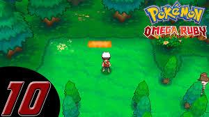 Omega Ruby Pokemon Omega Ruby Episode 10 Route 116 Youtube