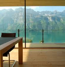 wood home interiors wood home interior design with the lake surrounding