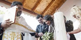 religious wedding orthodox religious wedding in greece
