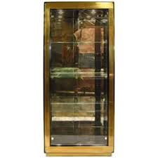 Curio Display Cabinets Uk Display Cabinets With Lights 26 For Sale On 1stdibs