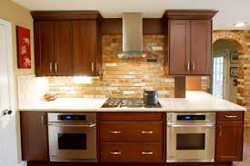 Small Kitchen Design With Peninsula Small U Shaped Kitchen With Peninsula Glass Countertop Ideas