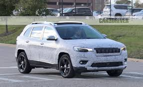 jeep cherokee fire 2019 jeep cherokee spy photo pictures photo gallery car and