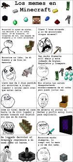 Memes Minecraft - memes jugando minecraft