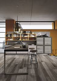 Gray And Yellow Kitchen Ideas by Kitchen Style Fascinating All Gray Kitchen Cabinets Of Industrial