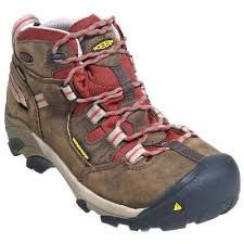 womens boots keen keen s brown detroit mid 1007014 steel toe waterproof boots