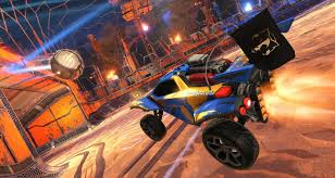 Video Game Flags Welcome Rocket League Official Site