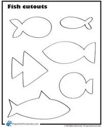 fish coloring rock painting patterns