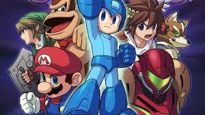 Super Smash Bros Wiiu Other U0026 Video Games Background Wallpapers