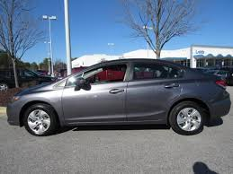 used 2014 honda civic sedan pinehurst fayetteville nc