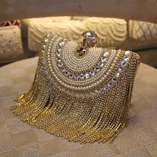 designer clutches 2017 luxury designer clutches gold evening bags chain