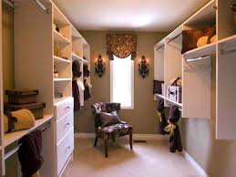 Built In Closet Drawers by 10 Ways To Get The Walk In Closet Of Your Dreams Hgtv U0027s