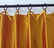 Curtains With Ties 9 Best Tie Top Curtains Images On Tie Top Curtains