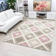 versace wohnzimmer modern designer hochwertige kariert teppich für wohnzimmer
