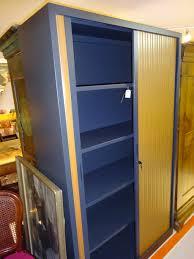 armoire à rideau bureau antiquites brocante salle des ventes geneve armoire metallique