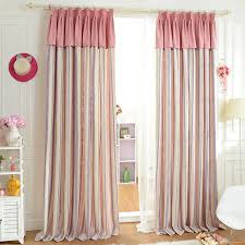 Pink Striped Curtains Gorgeous Pink Striped Curtains And Best 25 Pink Pencil Pleat