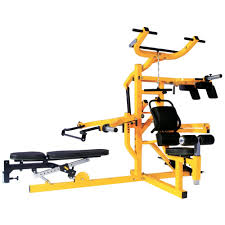 powertec multi system 150kgs weights wb ms16 package home gym ebay