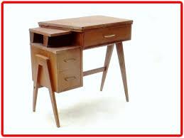 bureau vintage scandinave bureau vintage annees 1960 1970 pieds compas meubles design