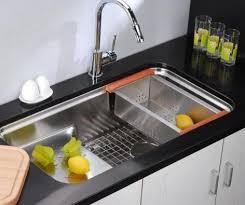 over the sink colander simple kitchen gadgets that will streamline your kitchen sink