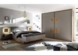 Schlafzimmer Anthrazit Schlafzimmer Mit Bett 180 X 200 Cm Wildeiche Basaltgrau Mit Abs
