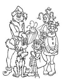 how the grinch stole christmas coloring pages the grinch u0027s house