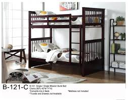 single over double bunk beds canada double over double bunk beds