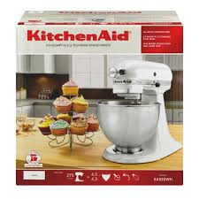 Kitchenaid Mixer Accessories by Kitchenaid Classic Series 4 5 Quart Tilt Head Stand Mixer