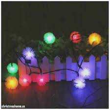 christmas lights outdoor font christmas season lumiparty led font b bell b font garland solar