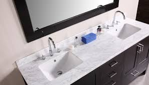sink awesome double sink vanity top home decorators collection