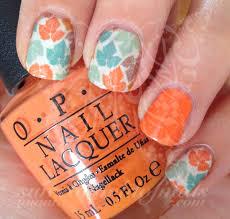 nail art diy fall nails easy autumn leaves design tutorial youtube