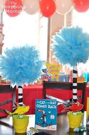 dr seuss party ideas the best dr seuss party centerpieces birthdays and dr seuss