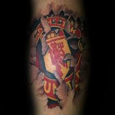 man u tattoos pictures to pin on pinterest tattooskid