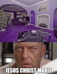 Hank Meme Breaking Bad - marie loves her purple imgflip