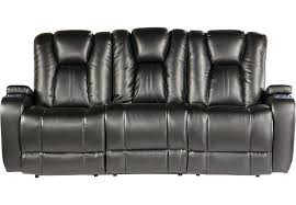 leather sectional sofa rooms to go cindy crawford leather sofa elegant affordable reclining leather
