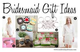 bridesmaids gift bags thoughtful bridesmaid gifts for your