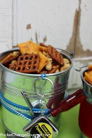 savory pretzel snack mix gifts from the kitchen pocket change