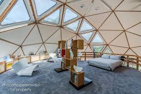 geodome house geo dome house by john and penny smith 10 homecrux