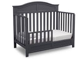 How To Convert Crib To Bed by Bennington Elite Curved 4 In 1 Crib Delta Children U0027s Products