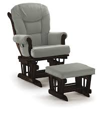 Metropolitan Glider And Ottoman Furniture Shermag Glider Rocker Replacement Cushions Shermag