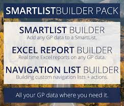 Spreadsheet Builder Smartlist Builder Create Custom Smartlists In Dynamics Gp