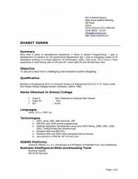 Good Resume Templates Word Best Resume Format In Doc Free Resume Example And Writing Download