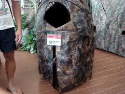 tent chair blind chair