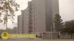 scarborough apartments for rent video 2283 eglinton avenue youtube