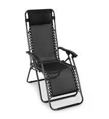 Folding Recliner Chair Buy Kawachi Zero Gravity Recliner Folding Chair Online Folding