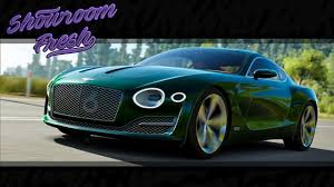 bentley exp speed 8 forza horizon 3 2015 bentley exp 10 speed 6 concept youtube