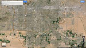Google Map Of United States by Gilbert Arizona Map
