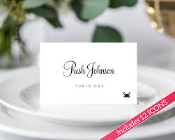 place cards for wedding diy printable place cards wedding templates and printables