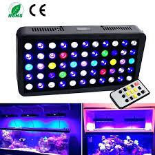 60 watt aquarium light marineland aquatic plant led light with timer led aquarium light