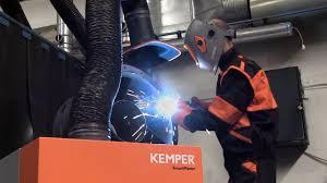 welding ventilation system welding fume extraction unit smartmaster basic ifa w3 youtube